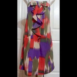 GAP || Strapless Dress
